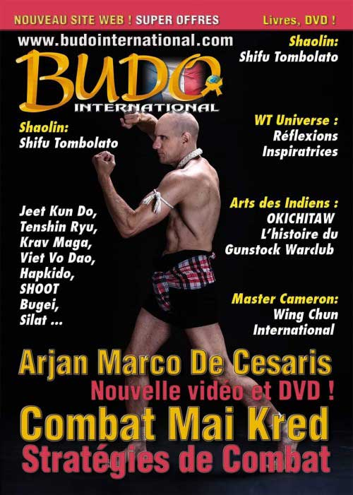 08 budo international combat mai kred Home