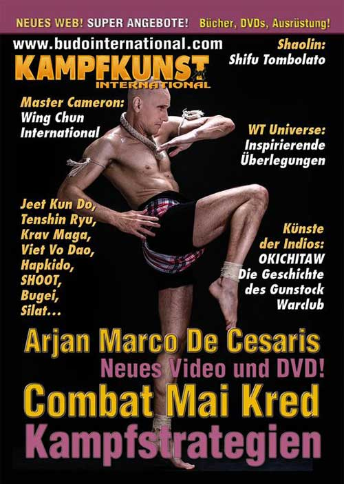 09 Kampfkunst International combat mai kred Home