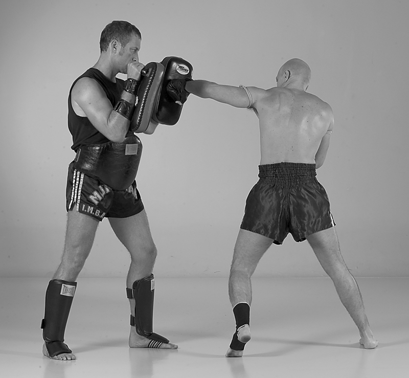 mhad wiang The correct use of  Thai Pads (Pao)