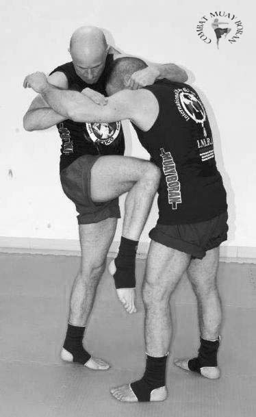 foto lotta82 Muay Boran grappling training