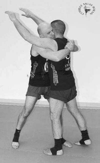 foto lotta92 Muay Boran grappling training