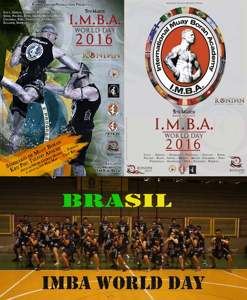 gruppo brasile 5 March 2016, second edition of IMBA World Day!