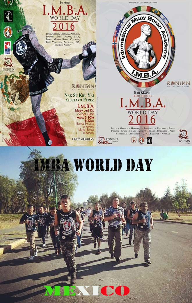 gruppo messico 5 March 2016, second edition of IMBA World Day!