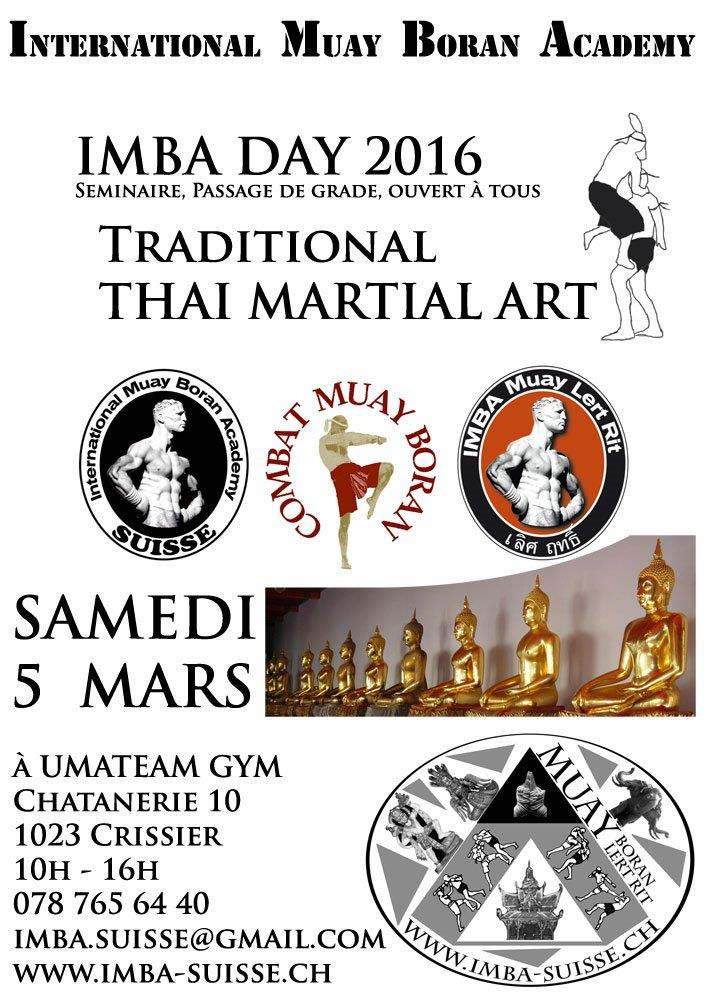 swissimbaday2016 5 March 2016, second edition of IMBA World Day!