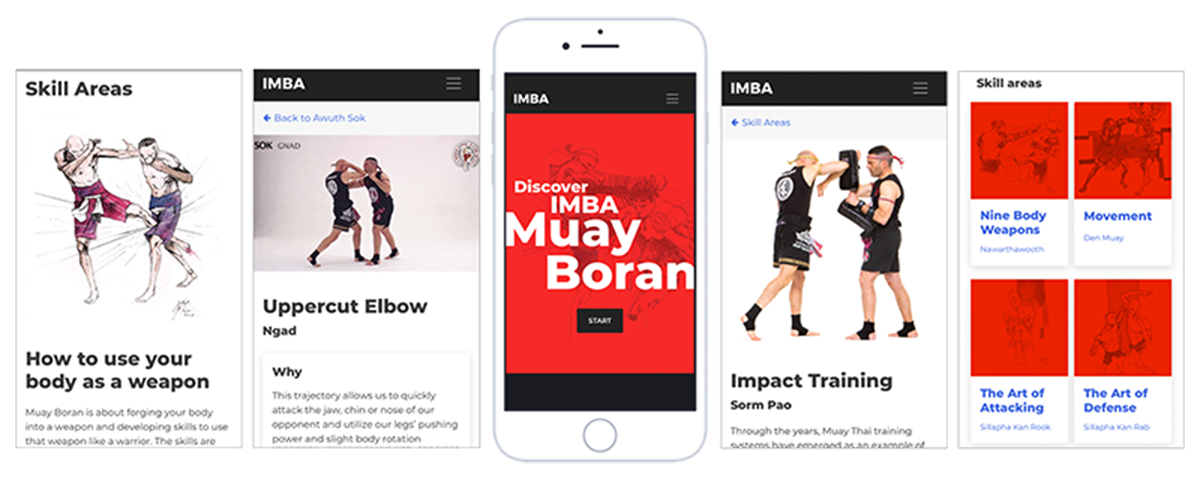 discover imba presentation 1 Discover IMBA Muay Boran   Free Online Library Launched