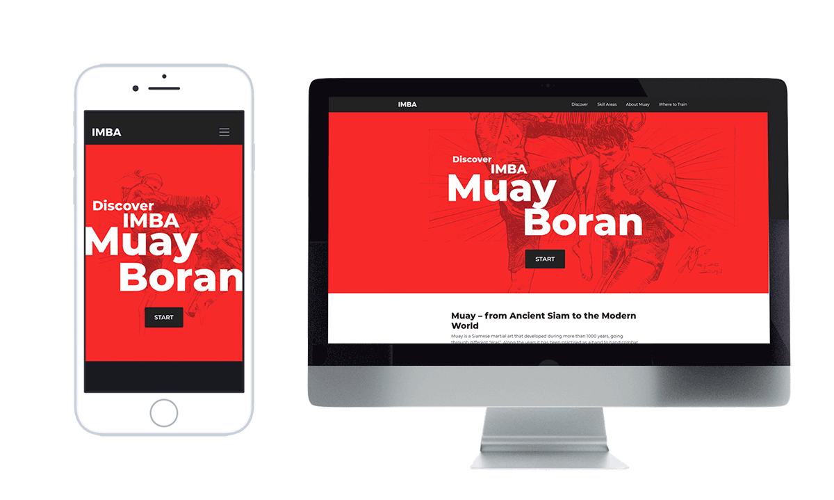 discover imba presentation Discover IMBA Muay Boran   Free Online Library Launched