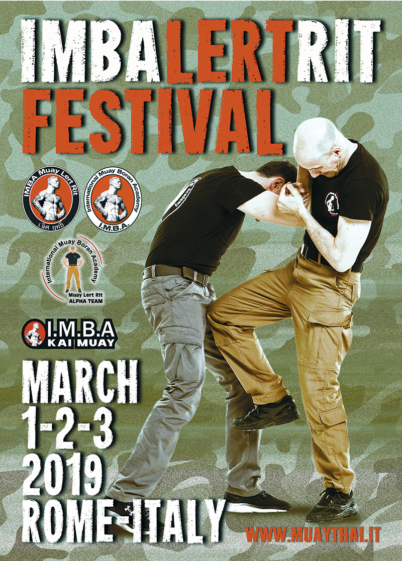 imba lert rit festival 2019 IMBA Lert Rit Festival in Rome, Italy. March 1,2,3 2019