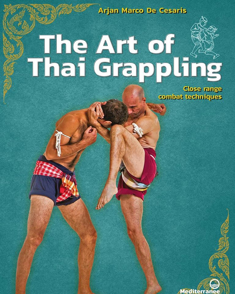 imba muay pram official guide book IMBA Muay Pram<br/>The Art of Thai grappling<br/>by Marco De Cesaris