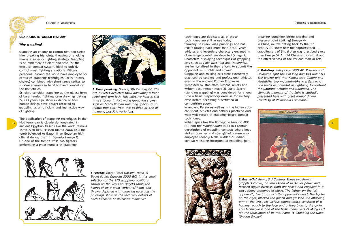 The Art of Thai Grappling 2 Pagina 1 IMBA Muay Pram<br/>The Art of Thai grappling<br/>by Marco De Cesaris
