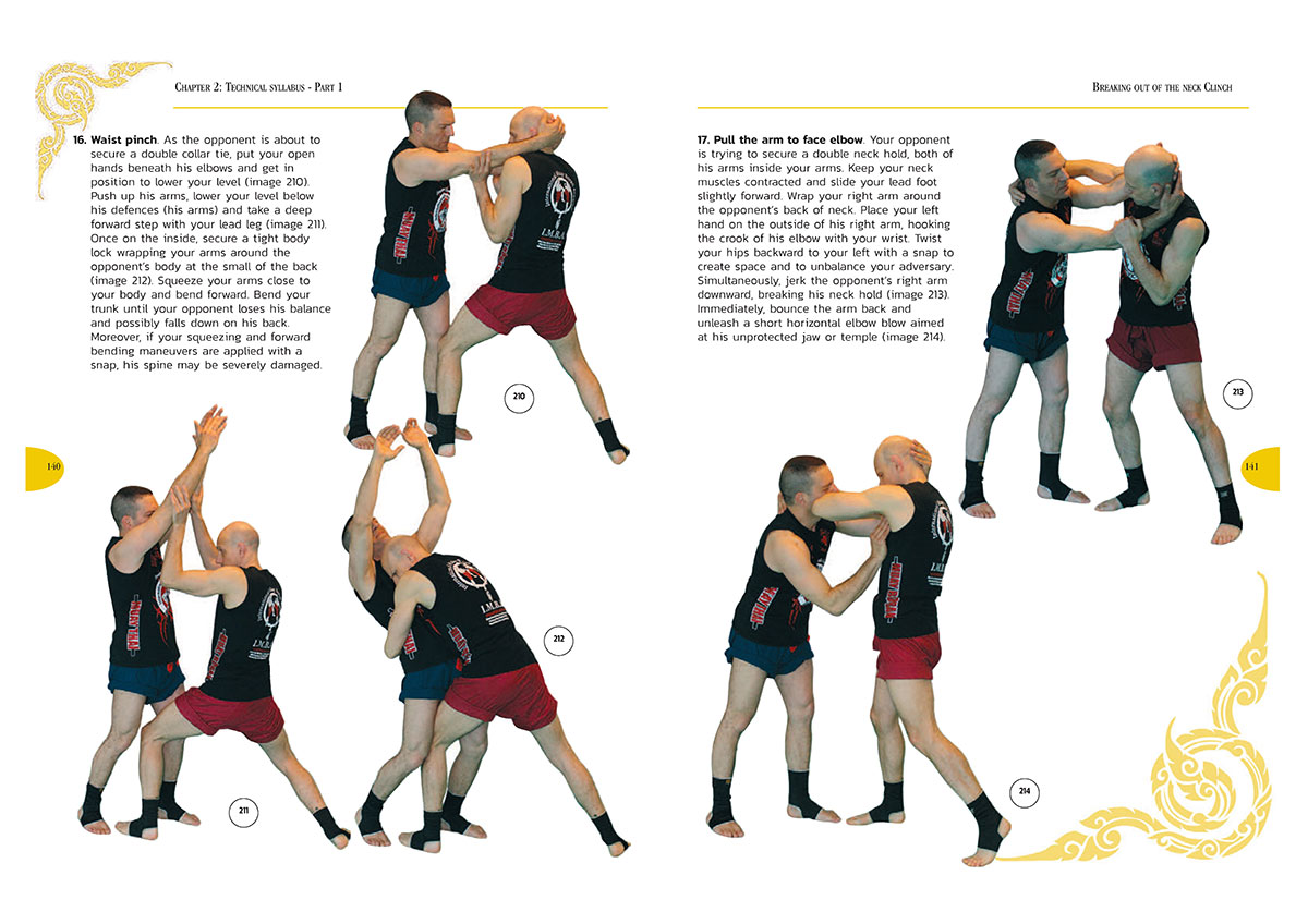 The Art of Thai Grappling 2 Pagina 4 IMBA Muay Pram<br/>The Art of Thai grappling<br/>by Marco De Cesaris