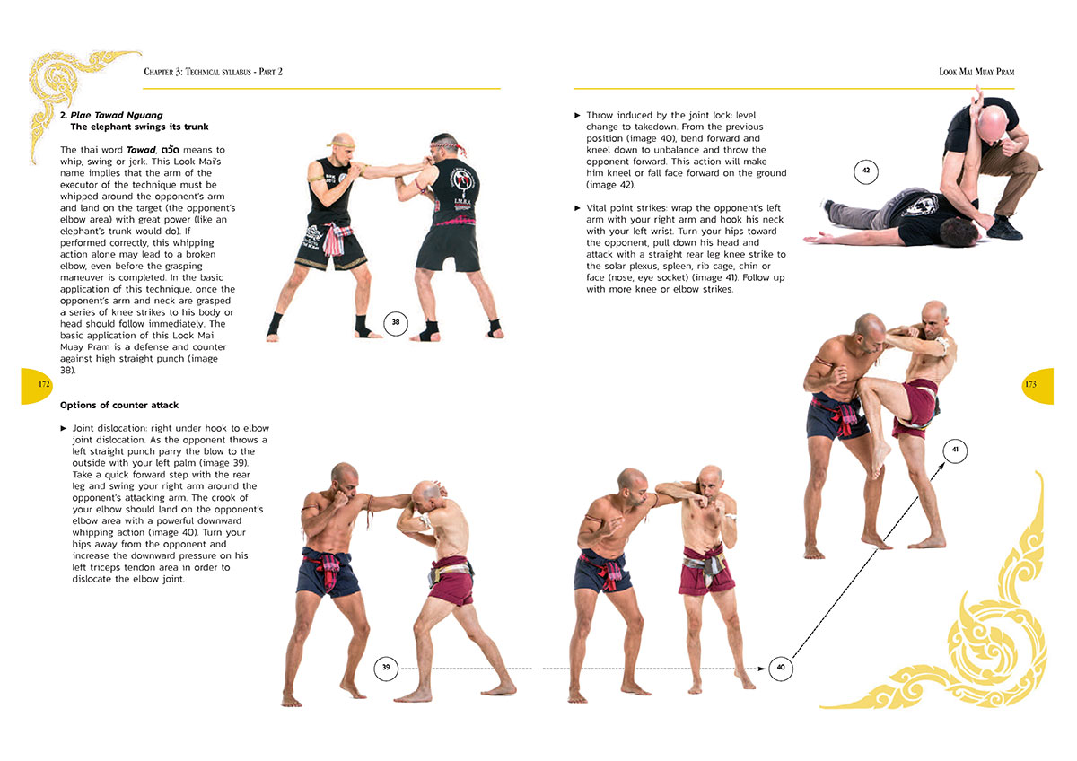 The Art of Thai Grappling 2 Pagina 5 IMBA Muay Pram<br/>The Art of Thai grappling<br/>by Marco De Cesaris