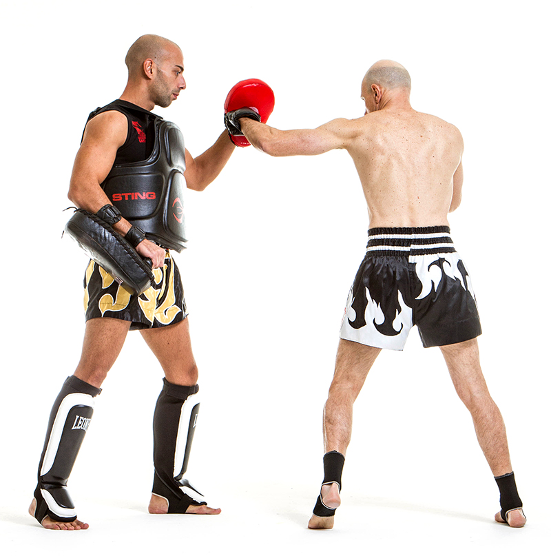 1. puncher Style makes fighters: the 5 types of Thai Boxer