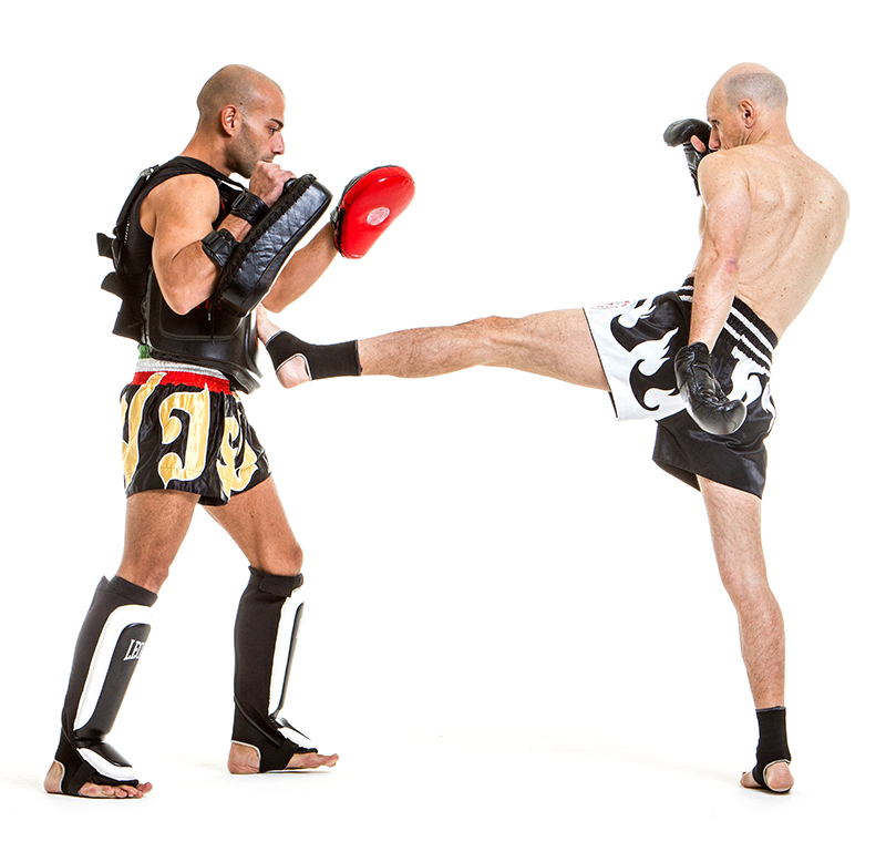 2. kicker Style makes fighters: the 5 types of Thai Boxer