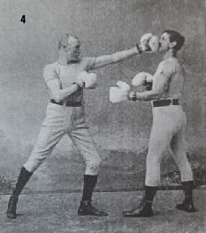 4. Mike Donovan 1893 The forgotten science of the vertical punch