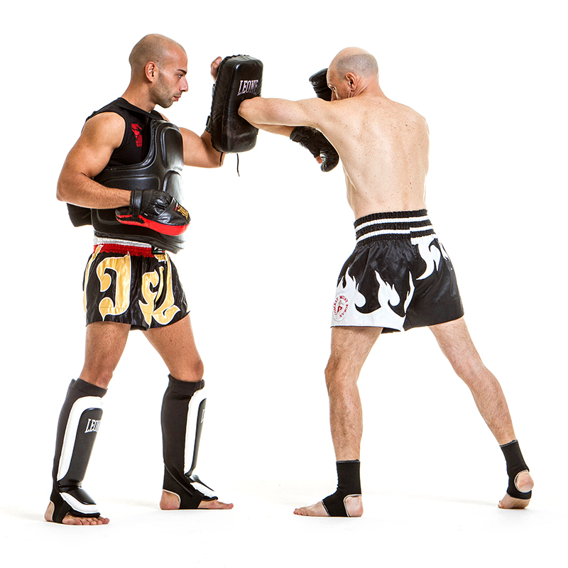 4. sapper Style makes fighters: the 5 types of Thai Boxer