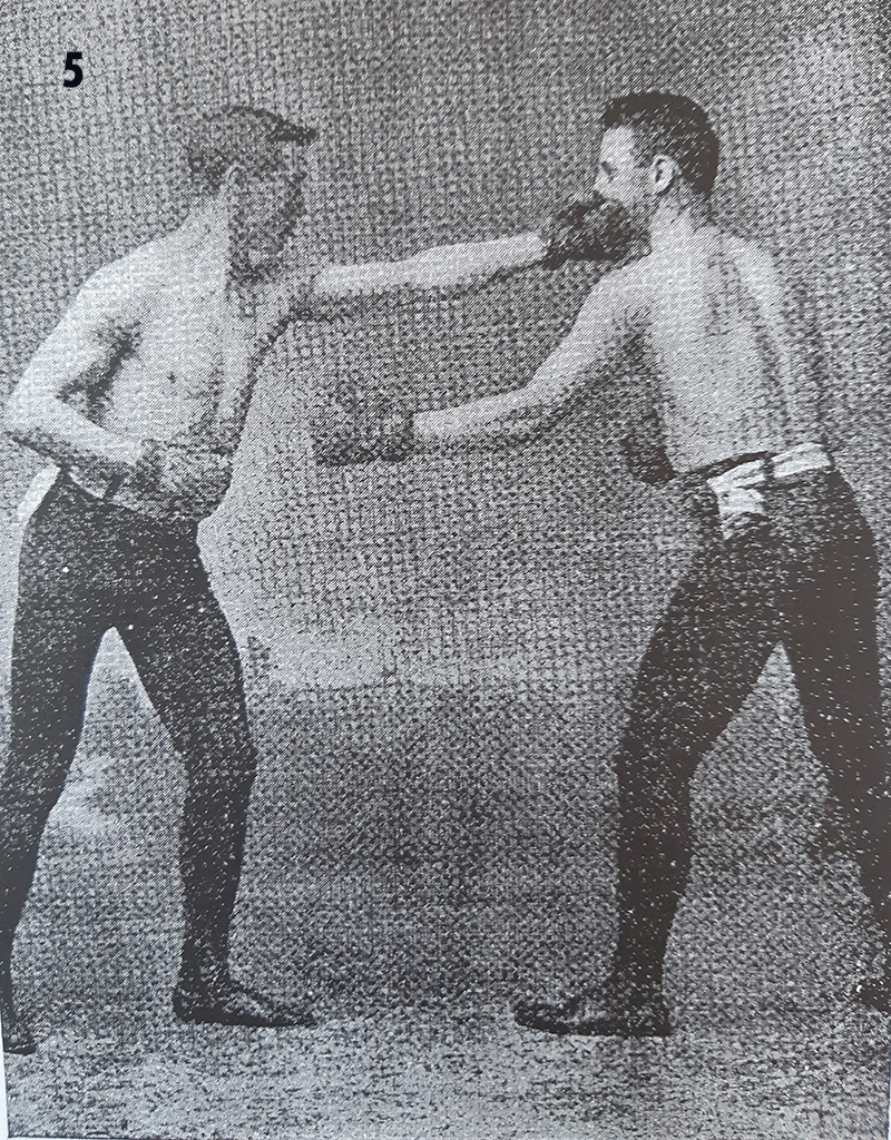 5. Sam Austin 1913 The forgotten science of the vertical punch