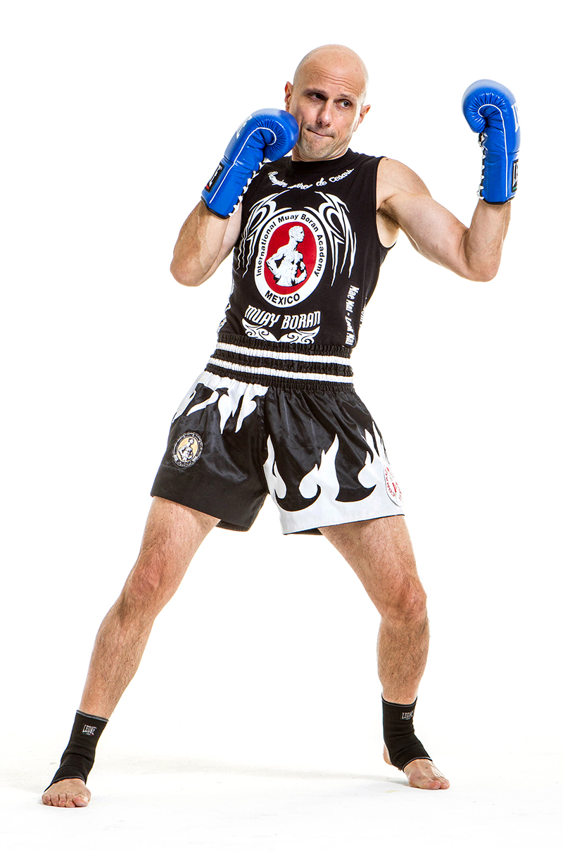 5. all rounder Style makes fighters: the 5 types of Thai Boxer