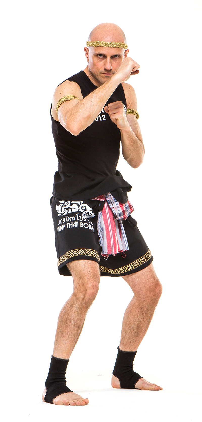1 Jot Muay Chaiya Traditional Muay Thai fighting stances: the Art's bedrock