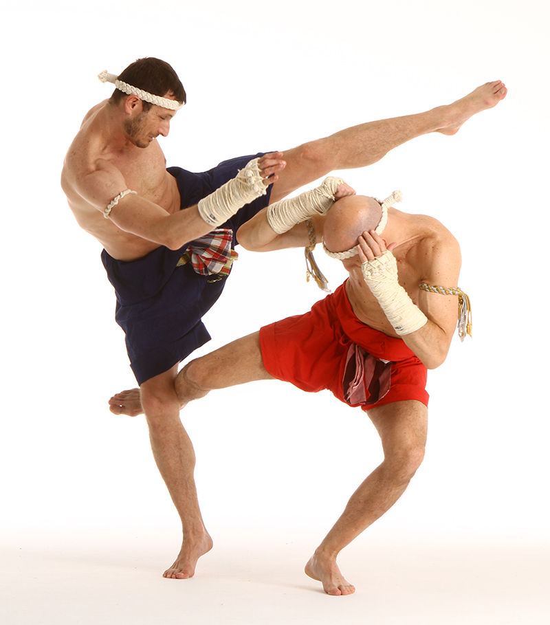 taen kwad laan Learning original Muay Thai: the power of team work. Chapter 2